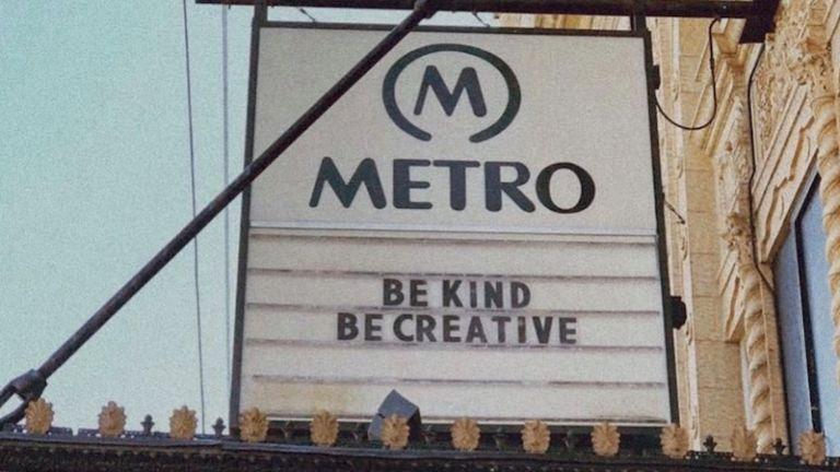 Metro in Chicago.