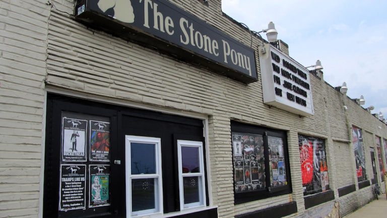 The Stone Pony in Asbury Park, NJ. Photo by Shutterstock.