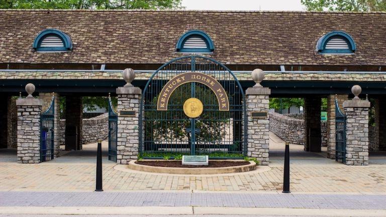 The Kentucky Horse Park in Lexington, Kentucky. Photo credit Shutterstock.