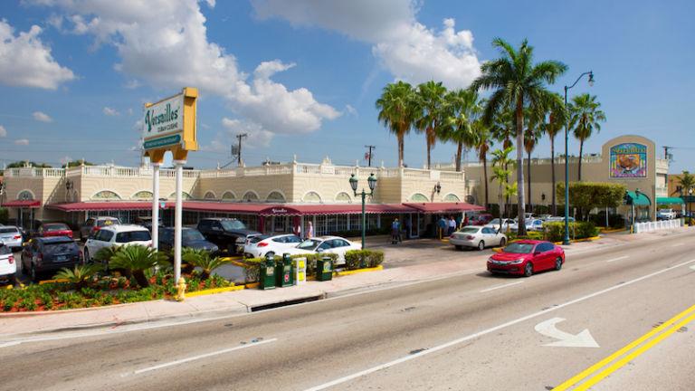 Versailles in Miami. Photo via Shutterstock.