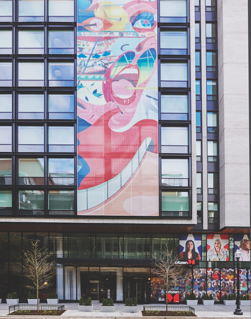 New Hotels to Know: CitizenM in Washington DC