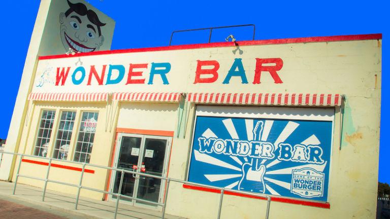 Wonder Bar in Asbury Park, New Jersey. Photo by Shutterstock.