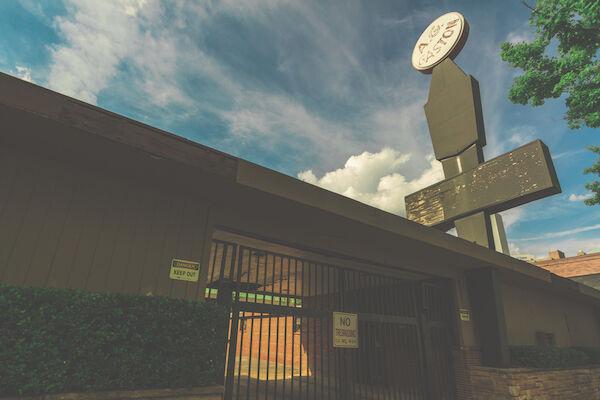 A.G. Gaston Motel in Birmingham, Alabama. Photo via Shutterstock.