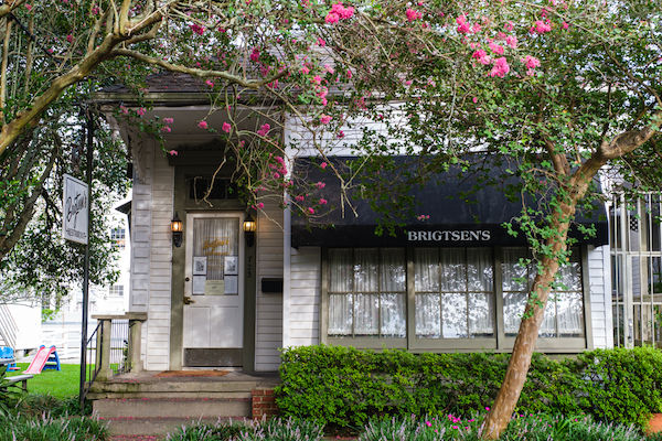 Brigtsen's Restaurant in uptown New Orleans. Photo by Shutterstock.