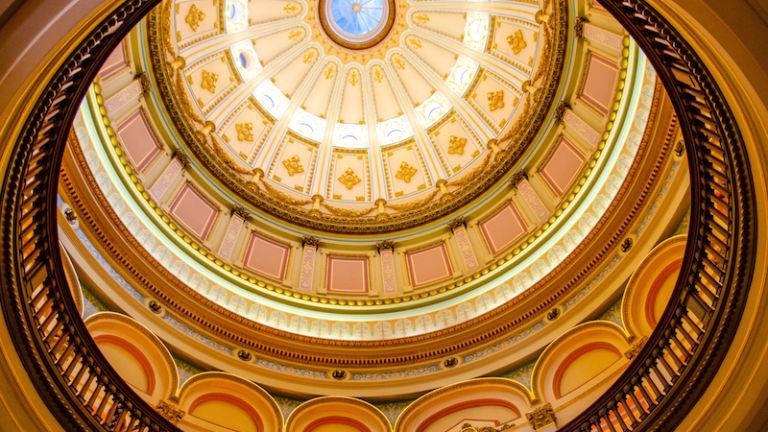 California State Capitol Museum in Sacramento, Calif. Photo via Shutterstock.