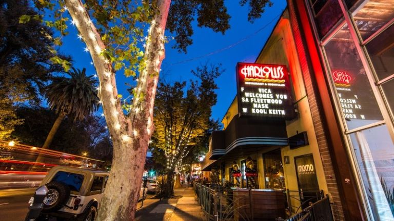 Harlow's in Sacramento, Calif.