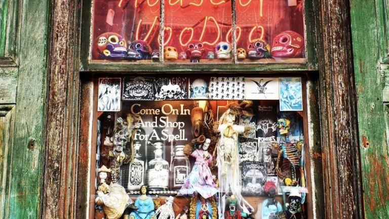 House of Voodoo in New Orleans.