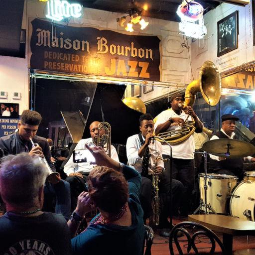 New Orleans, LA. Photo by Shutterstock.