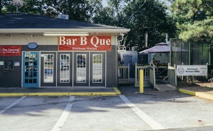 Heirloom Barbecue in Atlanta