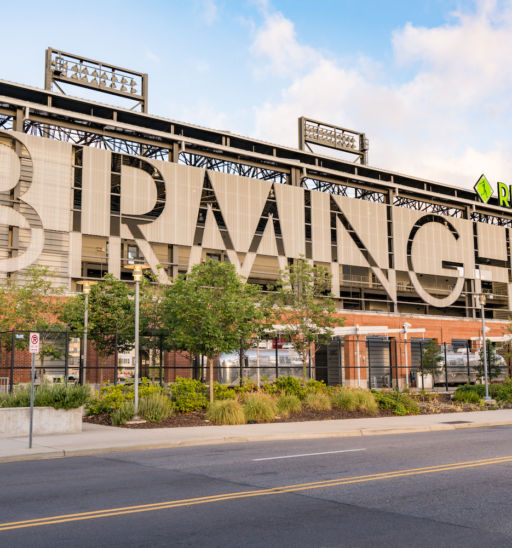 Regions Field in Birmingham, Alabama. Photo via Shutterstock.