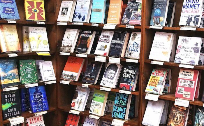 Alabama Booksmith in Birmingham, Alabama.