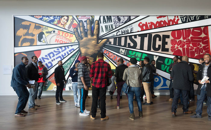 National Center for Civil and Human Rights in Atlanta. Photo via Shutterstock.