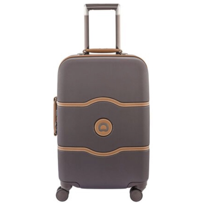 Delsey's Chatelet Hard+ Spinner Carry-On