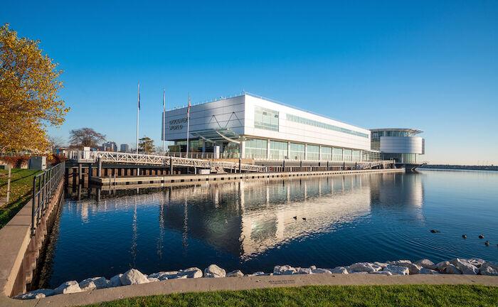 Discovery World in Milwaukee. Photo via Shutterstock.