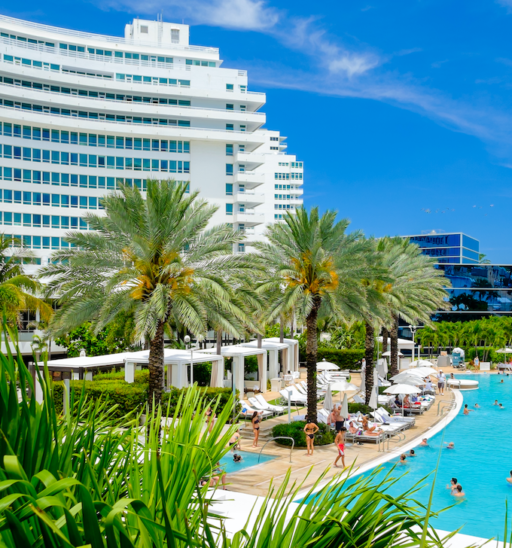 The Marvelous Music History of Miami Beach's Fontainebleau