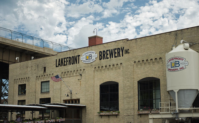 Lakefront Brewery in Milwaukee.