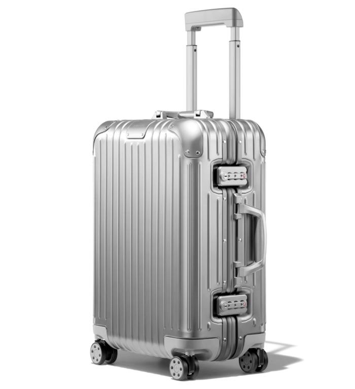 Rimowa's Original Cabin Luggage