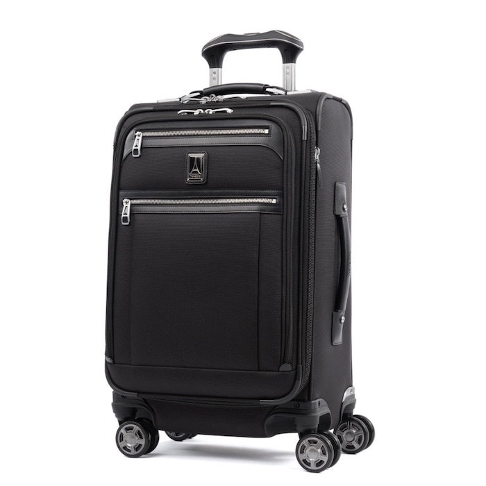 Travelpro's Platinum Elite Expandable Spinner
