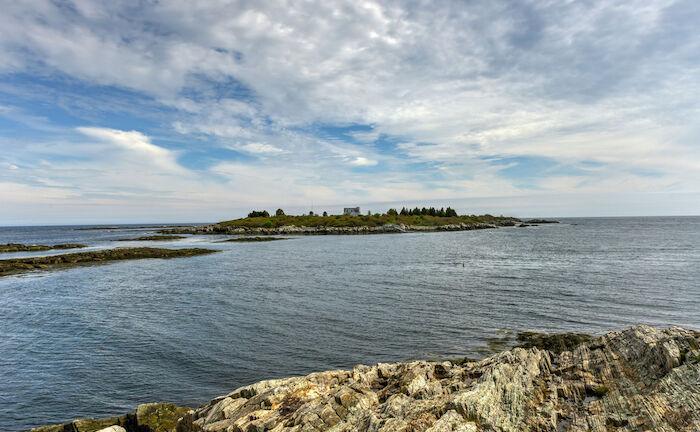 Casco Bay Islands in Portland, Maine. Photo by Shutterstock.