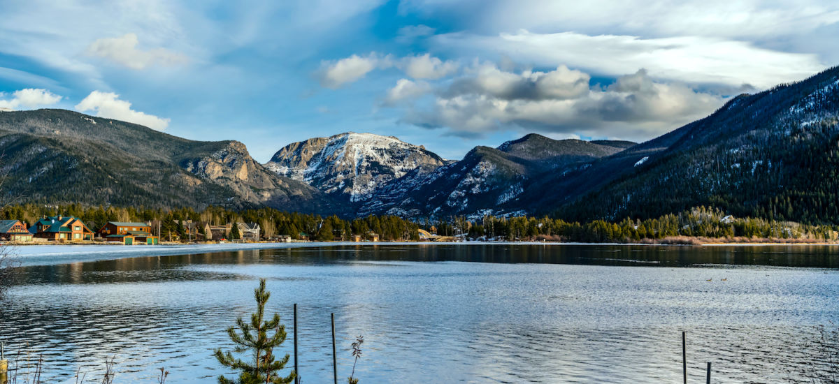 Grand Lake, Colorado. Photo by Shutterstock.
