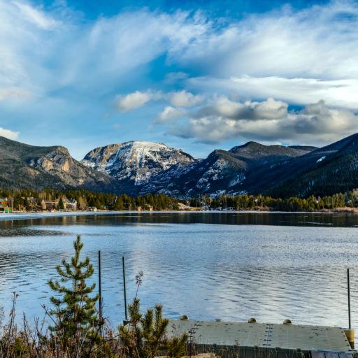 Grand Lake, Colorado. Photo by Shutterstock.