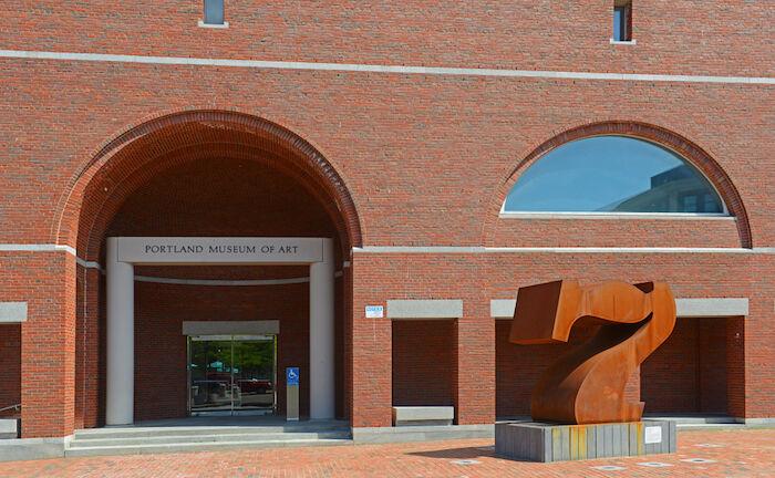 Portland Museum of Art in Portland, Maine. Photo by Shutterstock.