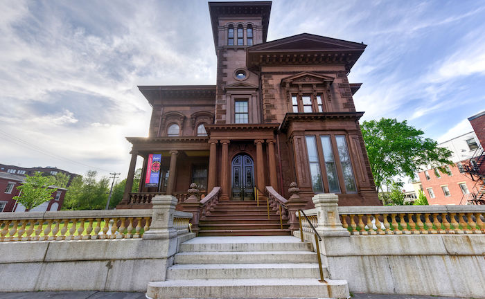 Victoria Mansion of Art in Portland, Maine. Photo by Shutterstock.