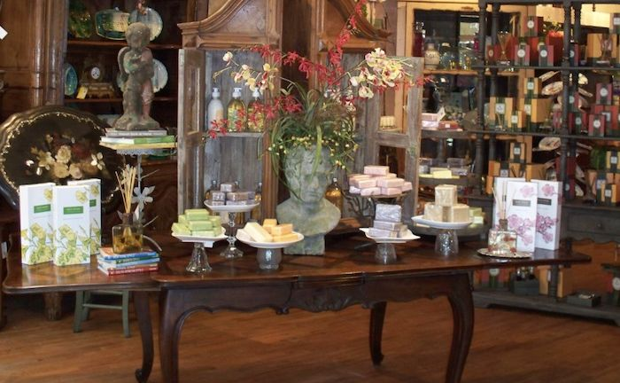 French Quarters Antiques in Fayetteville, Arkansas