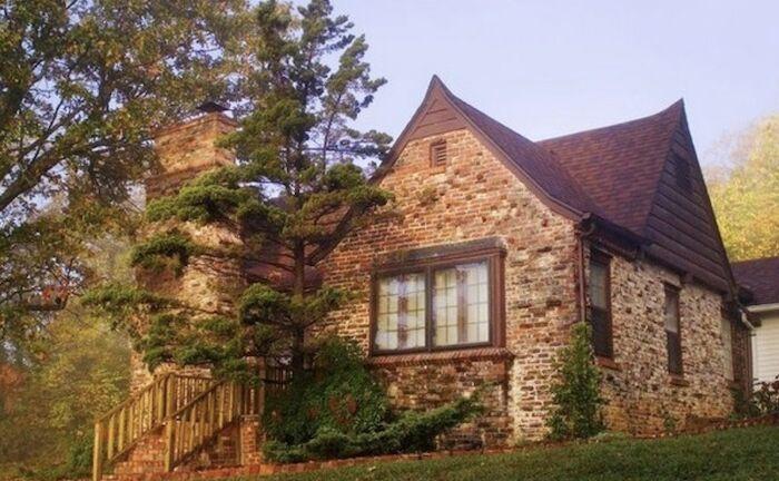 Clinton House Museum in Fayetteville, Arkansas