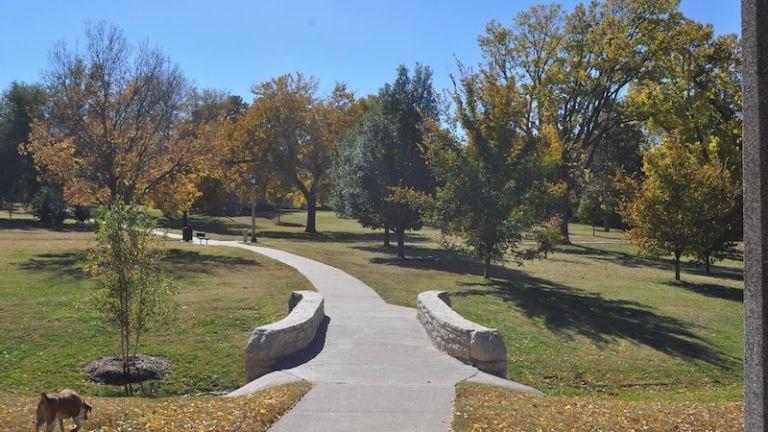 College Hill in Wichita, Kansas. Photo via Shutterstock.