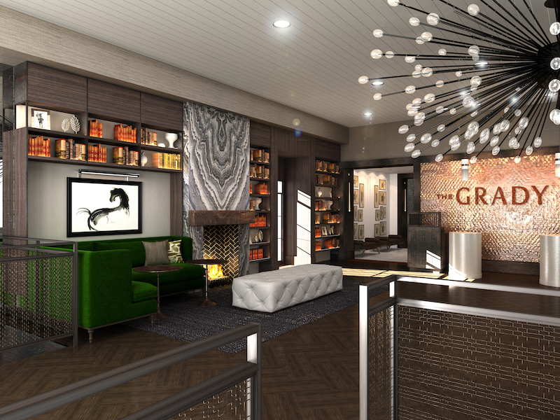 Best New Hotels of Spring 2021 - The Grady (Louisville, Ky.)