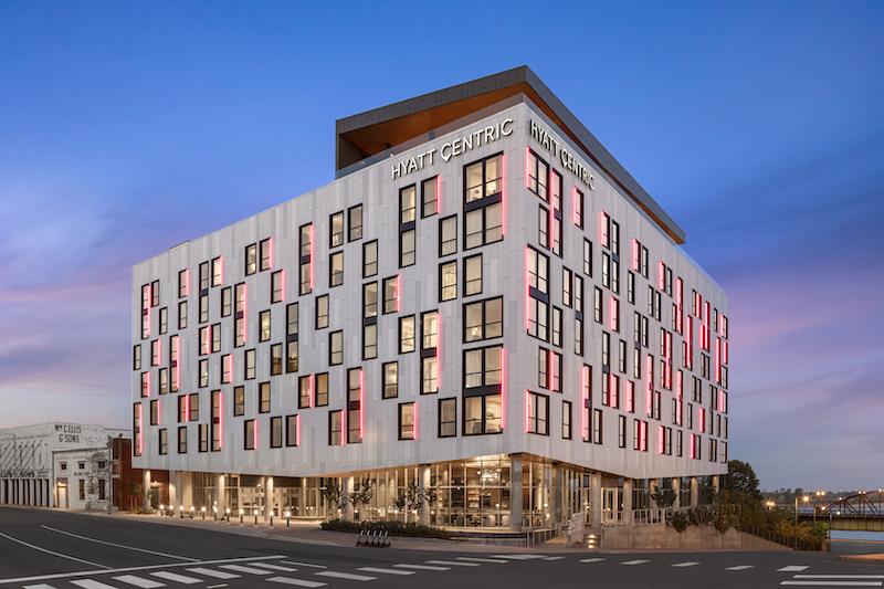 Best New Hotels of Spring 2021 - Hyatt Centric Beale Street (Memphis, Tenn.)
