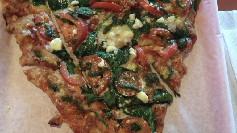 Picasso's Pizzeria in Wichita, Kansas.