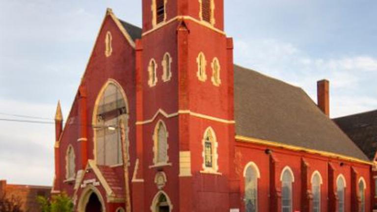 Southgate House Revival in Cincinnati, Ohio.