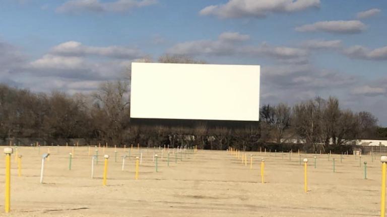 Starlite Drive-In in Wichita, Kansas.