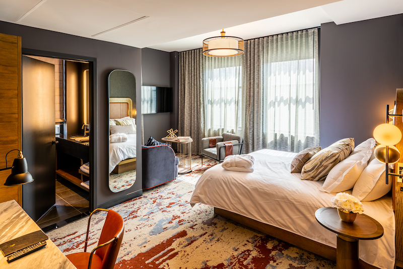 Best New Hotels of Spring 2021 - The Industrialist (Pittsburgh, Pa.)