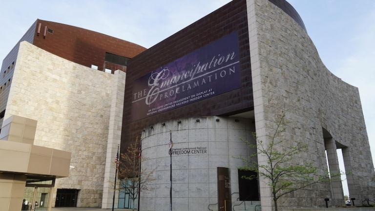 National Underground Railroad and Freedom Center