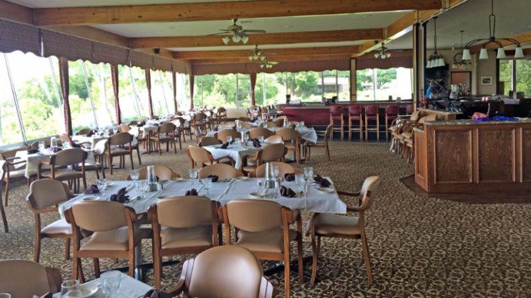 Timmerman's Supper Club in Galena, Illinois.