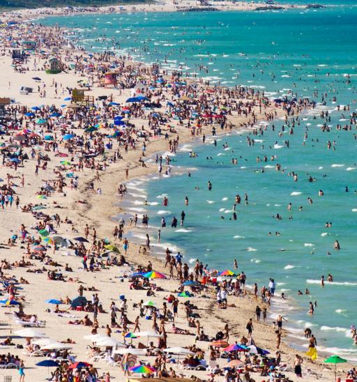 22 Best Beaches in America