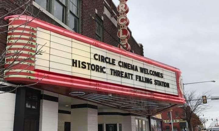 Circle Cinema in Tulsa, Oklahoma.