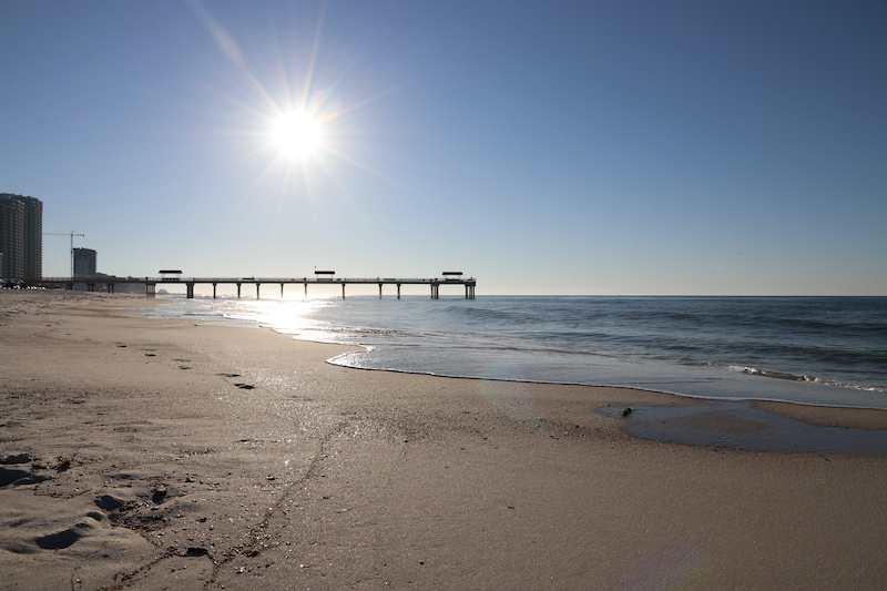 Best Beaches in America: Cotton Bayou in Orange Beach, Alabama. Photo by Shutterstock.