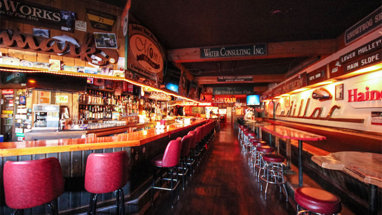 Great Northern Bar and Grill in Whitefish, Montana.