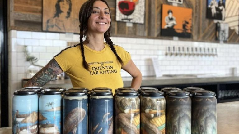 Heirloom Rustic Ales in Tulsa, Oklahoma.