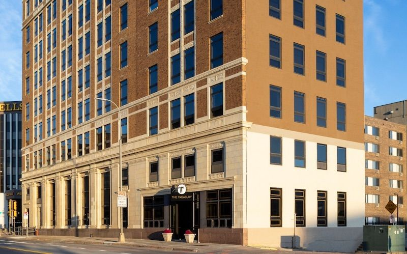 Hotel on Phillips in Sioux Falls, South Dakota.