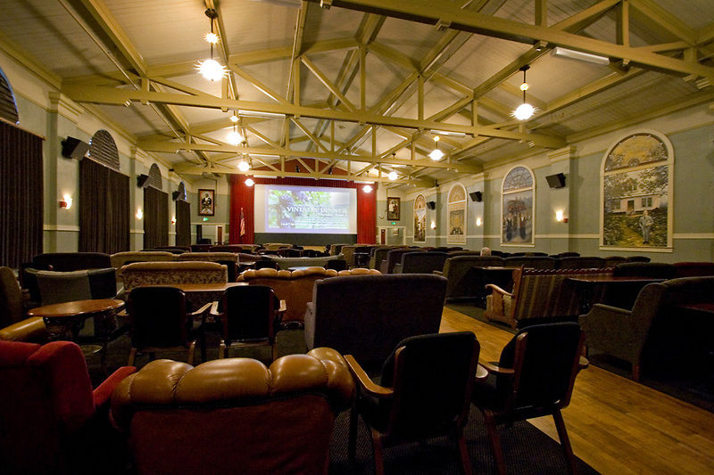 Theater at the McMenamins Kennedy School Hotel