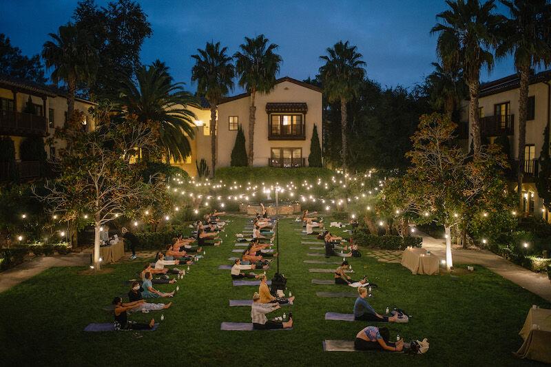 Estancia La Jolla hotel near San Diego, Calif.