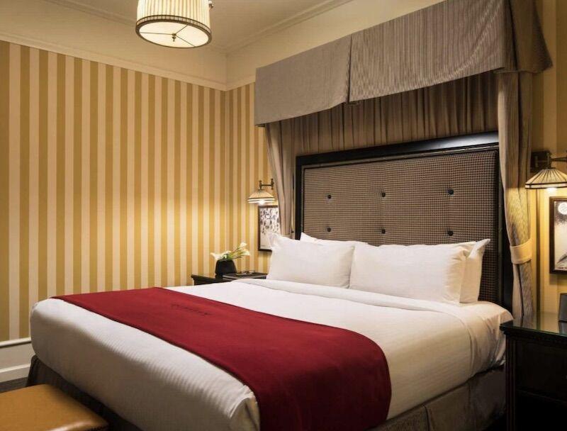 Room at the Citizen Hotel Sacramento