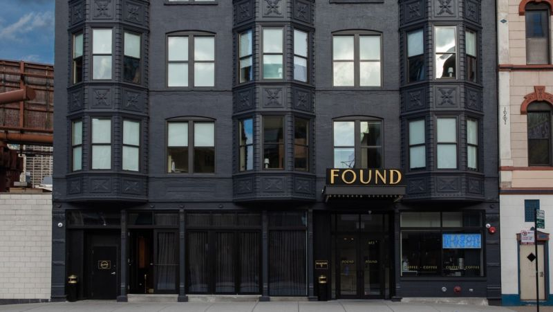 Found Hotel Chicago