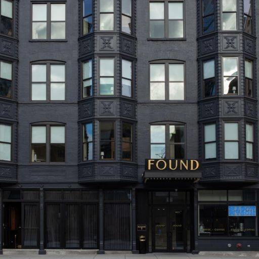 Found Hotel in Chicago