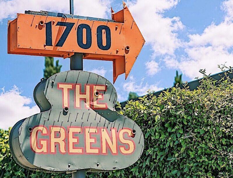 The Greens Hotel in Sacramento.